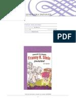 Guia Actividades Franny k Stein Invisible