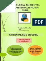 Sociologia Ambiental y Ambientalismo en Cuba