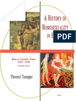 Florence Tamagne A History of Homosexuality in Europe
