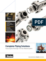 Piping Solutions - Non Welded