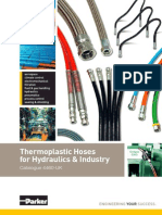 Thermoplastic Hoses for Hydraulics and Industry