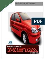 Tata Indica v2 Xeta Car