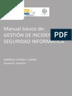 Manual Básico de Gestión de Incidentes de Seguridad Informática