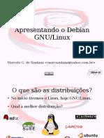 Apresentando Debian Gnu Linux
