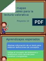 Proyecto 10 Elaborar Mapas Conceptuales Para La Lectura Valorativa