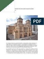 Catedral Basílica Metropolitana de La Inmaculada Concepción de María