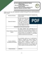 Guía General de Fondos de Los Archivos Históricos Del CJDF