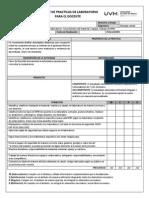 Reporte de Practicas de Laboratorio Competencias 2013