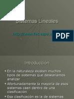 Sistemas lineales.ppt