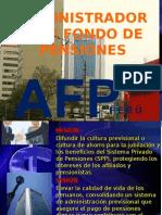 Exponer Diapositivas de Afp