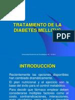 Tratamiento Diabetes Mellitus