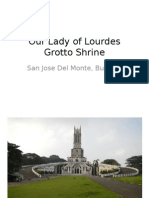 Our Lady of Lourdes Grotto Shrine