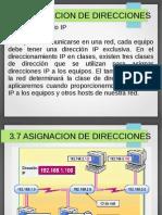 Direcionamiento IP