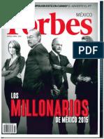El Team Cisneros. Forbes México
