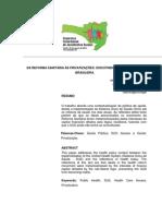 Da Reforma Sanitária Às Privatizações Discutindo a Saúde Pública Brasileira