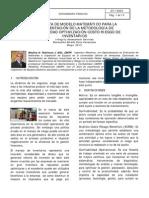 Propuesta de Modelo Matematico Para La Implementacion de La Metodologia de Confiabilidad Optimizacion Costo Riesgo de Inventarios