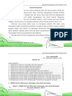 Buku Data Informasi Oktober 2014