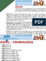 Clase de Excel 0001 - Ump