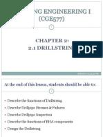Drilling Engineering Drillstring