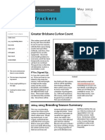 Curlew Trackers Newsletter 4 May 2015