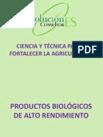 MicoGro y BioGro en Maíz