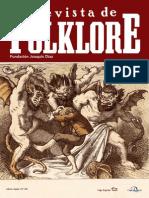 Revista de Folklore número 398