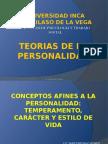 Teoria de La Pers. - 3ra Clase 2014 - II