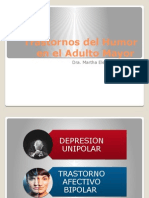Trastornos Del Humor en El Adulto Mayor