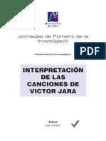 Victor Jara Contexto Social