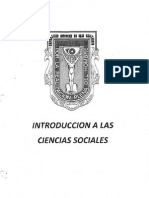 introduccion ciencias sociales