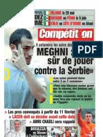 Edition du 07/02/2010