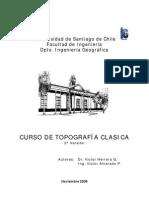 Topografia Clásica 2010-2
