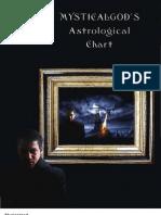 Mysticalgod's Astrological Chart