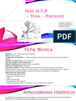 Test Proyectivo HTP (Home - tree - person)