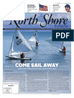 cover story - sailing
