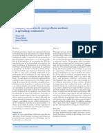 coll- Análisis y resolución de casos-problema mediante el aprendizaje colaborativo