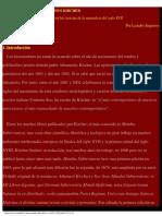Kircher - Articulo
