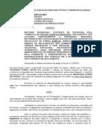 RI 0206361-22.2009.8.05.0001 - PULSO IMP