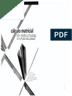 Cálculo Matricial de Estructuras de 1er Y 2do Orden - RAMÓN ARGÜELLES ÁLVAREZ (1)