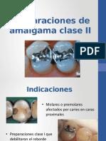 Preparaciones de amalgama clase II.pptx