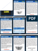 Wargear Cards