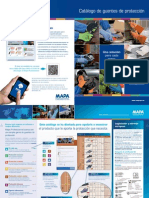 MAPA -Catalogo de Guantes de Proteccion
