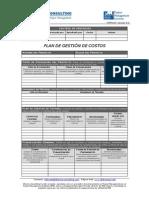 25 - Plan de Gestión de Costos