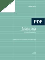 Musica Ltda - o Negocio Da Musica Para Empreendedores