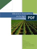EE en La Agricultura