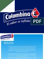 PRESENTACION SOBRE COLOMBINA S.A EN COLOMBIA