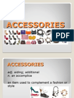 Accessories (Personality Development)