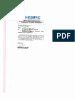 Listas de Documentos Requeridos