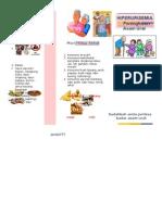 Leaflet Hiperurisemia