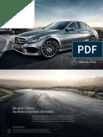 Mercedes Benz c Class 2014
